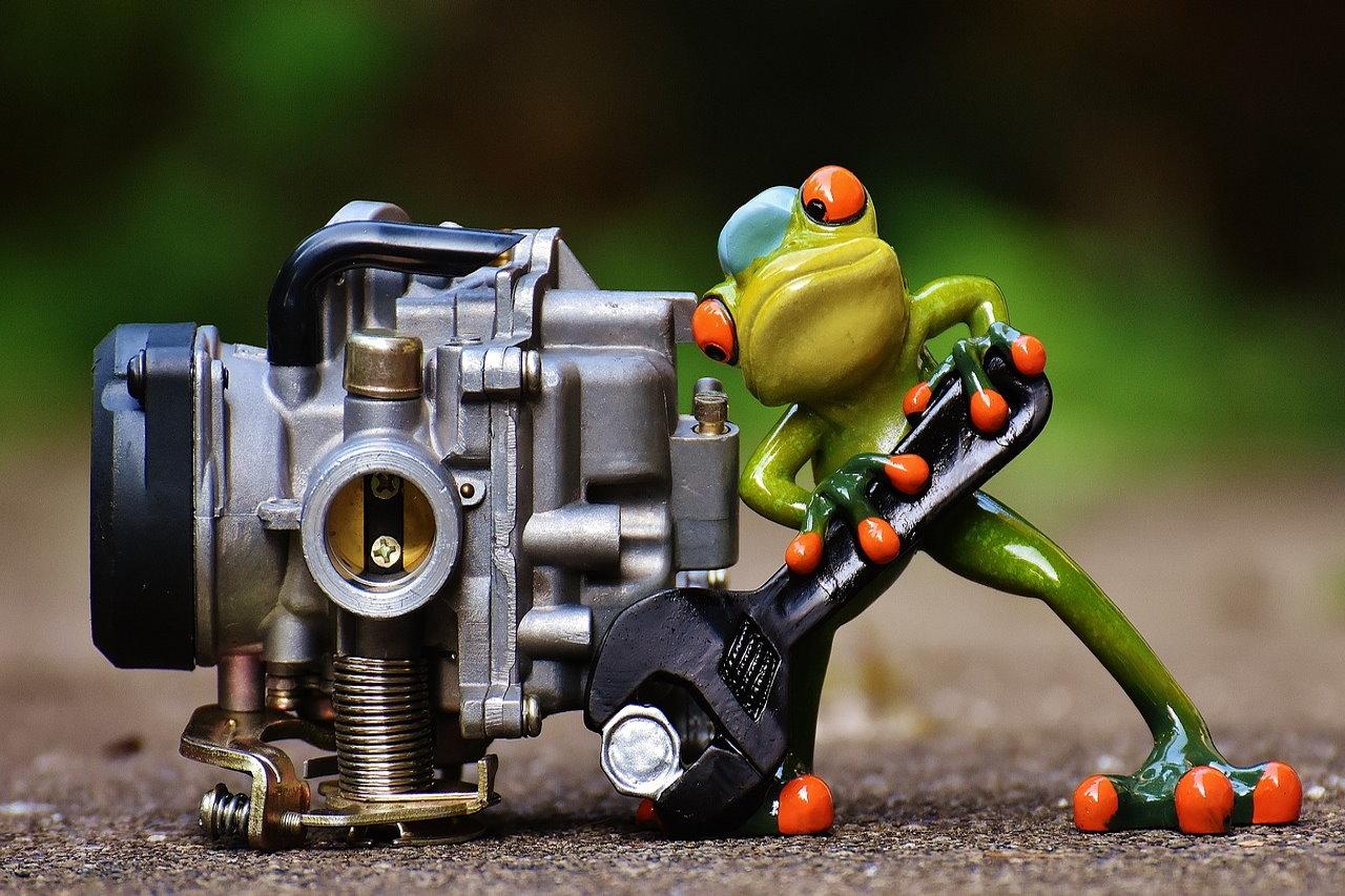 Szkolenia online dla mechaników
